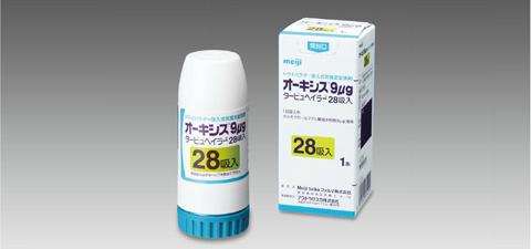慢性閉塞性肺疾患(COPD)治療薬...